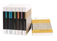 Alfred Escher Briefe, die komplette Edition der Bände 1-6.