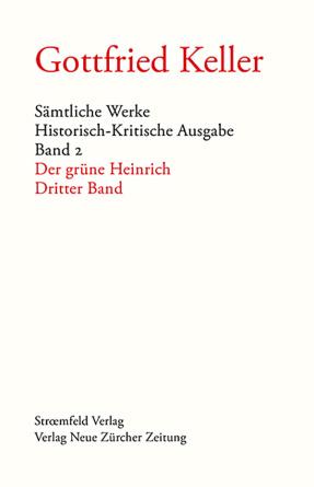 Sämtliche Werke. Historisch-Kritische Ausgabe, Band 1–3