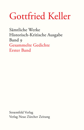 Sämtliche Werke. Historisch-Kritische Ausgabe, Band 9 & 10