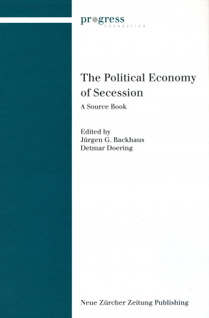 The Political Economy of Secession