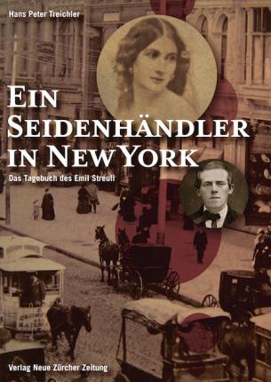 Ein Seidenhändler in New York
