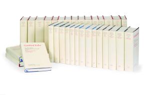 Sämtliche Werke. Historisch-Kritische Ausgabe, Band 1–32