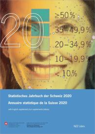 Statistisches Jahrbuch der Schweiz 2020 / Annuaire statistique de la Suisse 2020