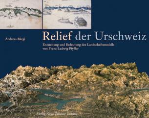 Relief der Urschweiz