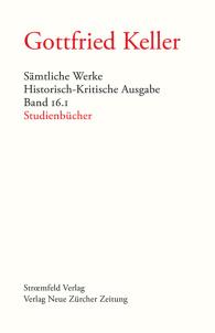 Sämtliche Werke. Historisch-Kritische Ausgabe / Studienbücher und Notizbücher