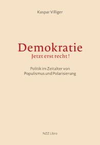 Demokratie – jetzt erst recht!