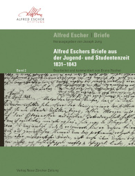 Alfred Escher Briefe, Band 2