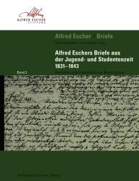 Alfred Escher Briefe, Band 2