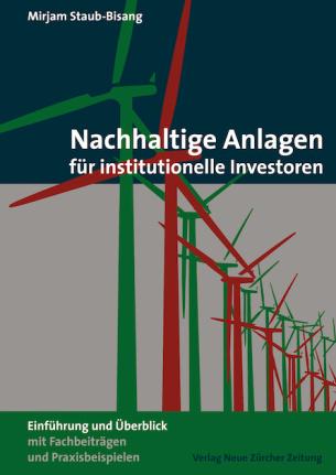 Nachhaltige Anlagen für institutionelle Investoren