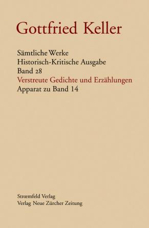 Sämtliche Werke. Historisch-Kritische Ausgabe, Band 28