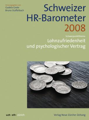 Schweizer HR-Barometer 2008
