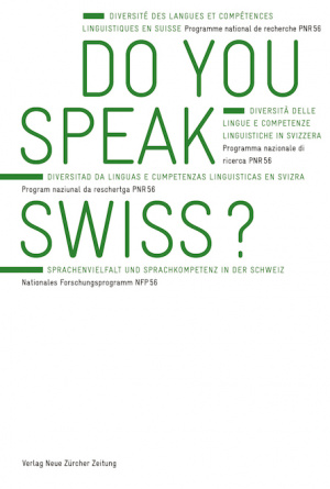 Do you speak Swiss?