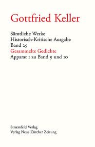 Sämtliche Werke. Historisch-Kritische Ausgabe, Band 25 & 26