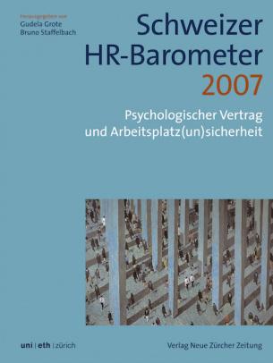 Schweizer HR-Barometer 2007