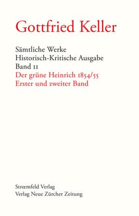 Sämtliche Werke. Historisch-Kritische Ausgabe, Band 11